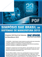 Simpósio de Manufatura SAE 2012