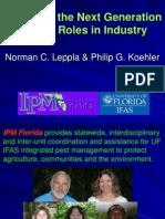IPM Education Leppla081507