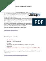 Instalacion BackupPC
