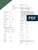 Mathematics Paper 1 f2 Ppt 2012