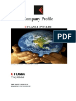 Company Profile - UF Lanka 2
