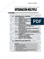 Integración Multiple