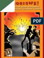 Komik Bencana Terorisme (IDEP, OXFAM)
