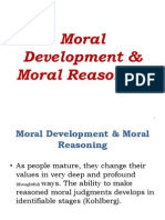 BBA Business Ethics Lecture 3 (Moral Development Moral Reasoning)