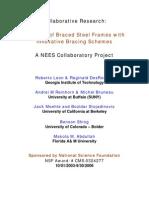 Behavior of Braced Frames