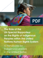 UNSR Handbook