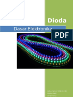 Dasar Elektronika - Dioda