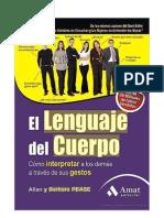 Pease Allan - El Lenguaje Del Cuerpo