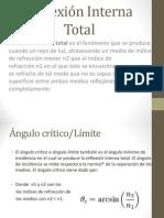 Reflexión Interna Total1