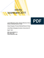 The Connectivity Report 2011