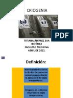 Criogenia - PDF