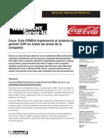 Caso de Reingenieria Aplicada CocaCola Argentina