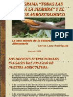 DESARROLLO ENDOG. Carlos Lanz EnfoqueAgroecologico