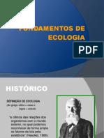 Aula 3 - Fundamentos de Ecologia