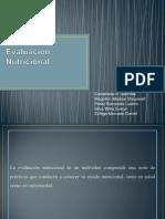 Evaluación Nutricional - 19.04.2012