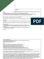 Curriculum Planning Assignment- Reading