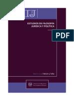 Estudios de Filosofia Juridica y Politica