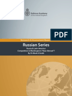 Russia & Latin America