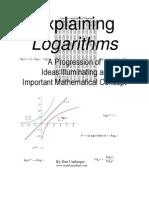 Explaining Logarithms
