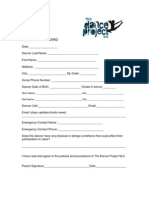 Summer Registration Packet PDF