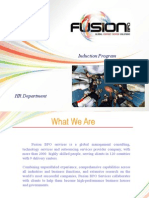 Fusion Induction Presentation