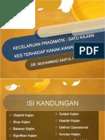 Kecelaruan Pragmatik (PPT) - 2