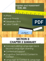 Final Power Point- Differentiating the Secondary Curriculum