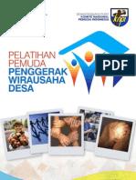 Proposal Pelatihan Wirausaha KNPI