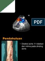 Diseksi Aorta, SMT IV