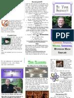Stan's Speakers Brochure