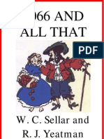 w[1].c. Sellar and r.j. Yeatman - 1066 and All That - V1.0