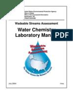WRS Lab Manual