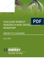 Nuclear Energy Roadmap Final