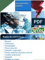 Taller de Destrezas Directivas _servicio Al Cliente 1