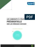 Rapport présidentielle (16 Avril au 22 Avril 2012)