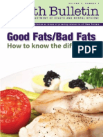 Bedakan Lemak Baik Dan Lemak Jahat - Good Fat or Bad-English