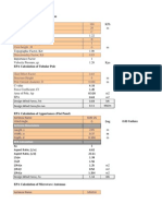 EPA Calculation