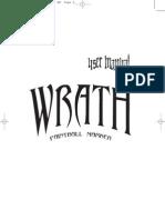Manual Wrath