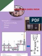 Komponen-komponen Gardu Induk