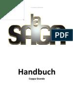 La Saga 2012 - TurnierHandbuch UNDER