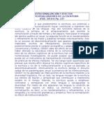 INSTITUCIONALIZACIÓN Y EFECTOS DESCONTEXTUALIZADORES DE LA ESCRITURA