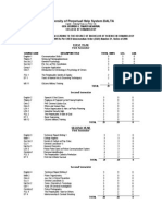 College of Criminology - BS Criminology Curriculum