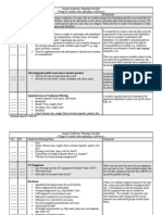 Sample Conf Planning Checklist