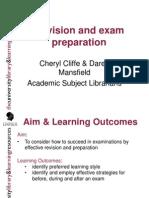 Revision and Exam FINAL V2