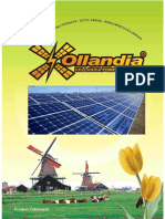 Solar Product Catalogue