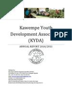 Kyda Annual Report 2010-2011