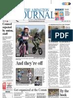 The Abington Journal 04-25-2012