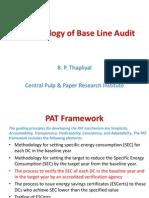 Methodology Baseline Audit