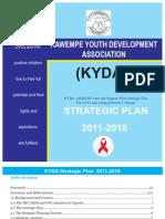 Kyda Stratgic Plan