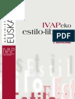 IVAPeko estilo-liburua